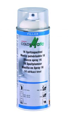 1k spray putty