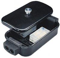 8 POLE CBL JUNCTION BOX 125 X 73 X 32 MM (1PC)