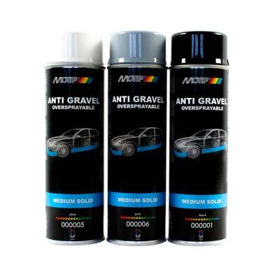 anti gravel medium solid