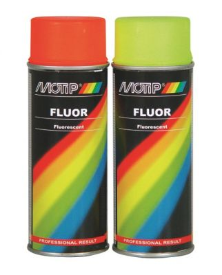fluorescent paint