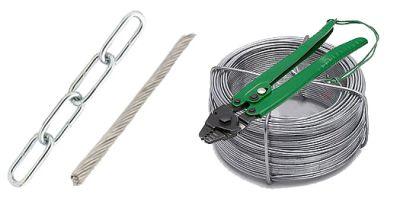 ketting kabel en toebehoren