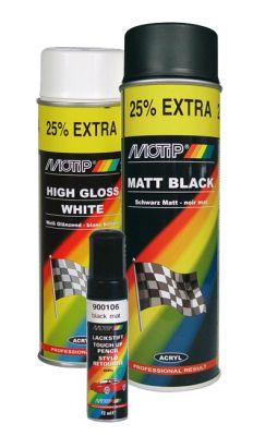 standard black white