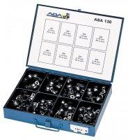 ABA ASSORTIMENT 130C LEIDINGKLEMMEN 130DLG (1)