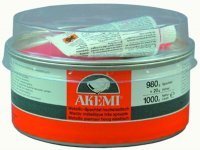 AKEMI METALIC FILLER 2KG 20502