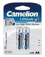 CAMELION ALKALINE A11 1.5V BLISTER (2PCS)