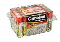 CAMELION PLUS ALKALINE AA/LR6 BOX (24PCS)