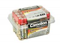 CAMELION PLUS ALKALINE AAA/LR03 BOX (24PCS)