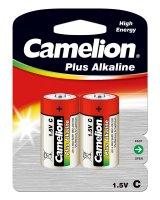 CAMELION PLUS ALKALINE C/LR14 BLISTER (2PCS)