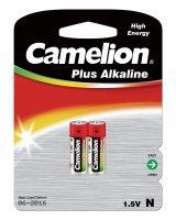 CAMELION PLUS ALKALINE LR1 1.5V BLISTER (2PCS)