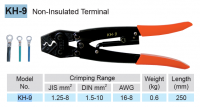 CRIMPING PLIERS FOR UNINSUL STARTER LUGS 1,5-10MM² (1PC)