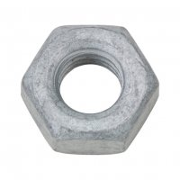 D934  8  HEXAGON NUT HOT DIPPED GALVANIZED ISO TOL. 6H M45 (1)