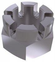 DIN 935-1 [4] KROONMOER M27 (10)