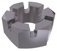 DIN 979 [4] KROONMOER M18X1,50 (50)