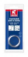 GRIFFON SOLDER BAR TIN/COPPER 97/3 MS 6MM FPB 100G (1PC)