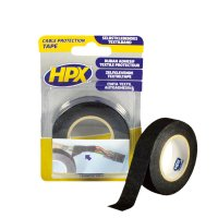 HPX CABLE PROTECTION TAPE - BLACK 19MMX10M (1PC)