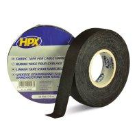 HPX CLOTH INSULATION TAPE BLACK 19MMX25M (1PC)