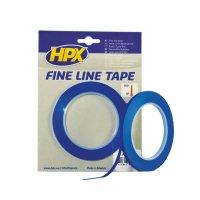 HPX FINE LINE TAPE - BLUE 6MMX33M (1PC)