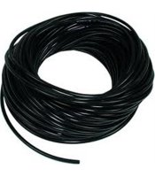 INSULATION SLEEVE BLACK 35.0MM (50METRES) (50PCS)