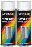 MOTIP RADIATOR SPRAY BROKEN WHITE 400ML (1PC)