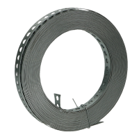 MOUNTING BAND STRAIGHT 10M 17X0,8 A2