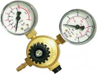 PRESSURE REGULATOR MNI ARGON/CO2, MIXED GAS (1PC)