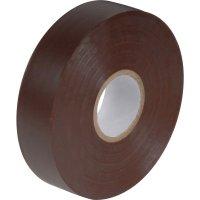 PVC ELECTRICAL ADHESIVE TAPE BROWN 10METER 15MM (1PC)