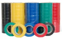 PVC ELECTRICAL ADHESIVE TAPE GREEN/YELLOW 10METER 15MM (1PC)