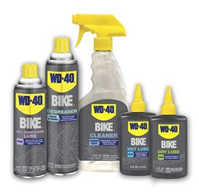 wd40 bike