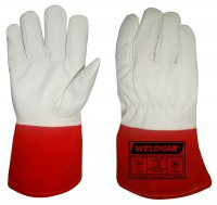 WELDING GLOVES TIG PRO-TOUCH LINED MT9 (1PC)