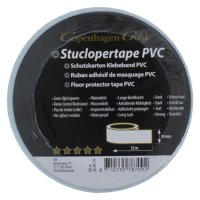 XTREME STUCLOPERTAPE PVC WIT NO GLUE RESIDUE 50MMX33M (1)